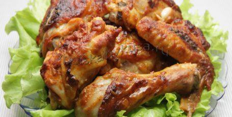 Цыпленок с перчиком