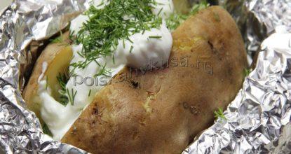 Картофельные «Кармашки»