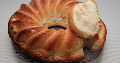 Пирог «Шарлотка»